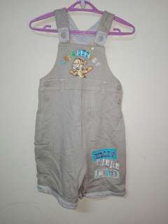 ##freepostage Used Baby Bit Overall