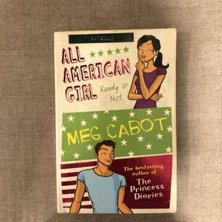 All American Girl (Ready or Not) - Meg Cabot