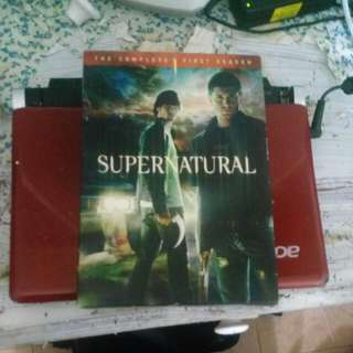 Supernatural DVD Boxset