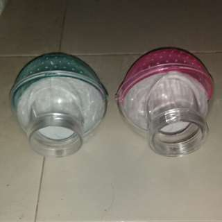 Brand new Acrylic Hamster Sand Bath Tub