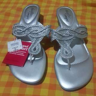 Bnew Slip on Silver
