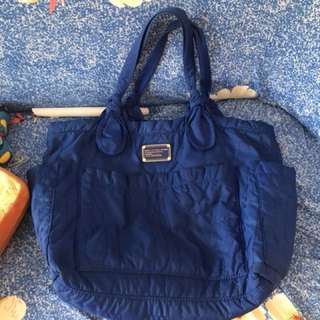 包郵Marc Jacobs 藍色上搏袋