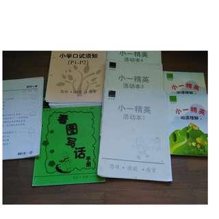 Berries Chinese - Primary 1