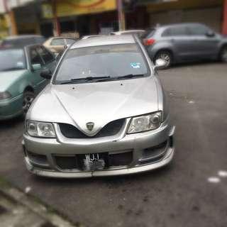 2001 Proton Waja 1.6 (Auto)