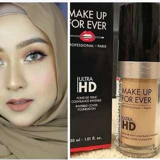 makeup forever hd (100% authentic) #tarteeyeshadow #maclipstic #aerepreloved #urbandecay #narsfoundation #nyxlipstick #maybelline #marcjacobsfoundation