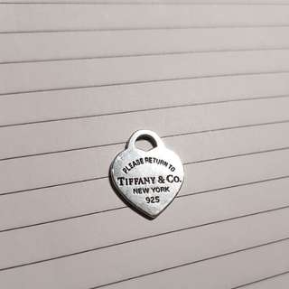 Tiffany & Co. Return to Tiffany Small Pendant