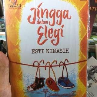 """""""Jingga dalam elegi"""" by Esti Kinasih"""
