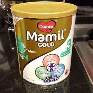 Dumex Mamil Gold Stage 3 - 1.6kg