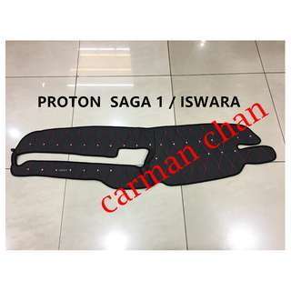 PROTON OLD SAGA 1 / ISWARA DAD NON SLIP DASHBOARD COVER WITH DIAMOND