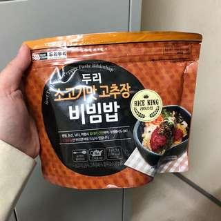 韓國Doori Doori 石鍋拌飯 (牛肉風味)