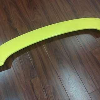 Suzuki Swift Spoiler - Yellow VW