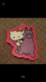 🚚 全新Hello Kitty Rody 造型MEMO本