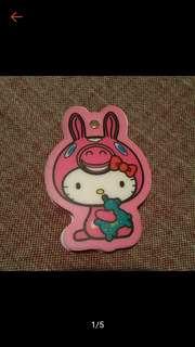 🚚 全新 Sanrio Hello Kitty Rody造型MEMO本