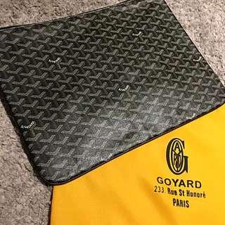 Goyard Clutch / 15inch laptop case