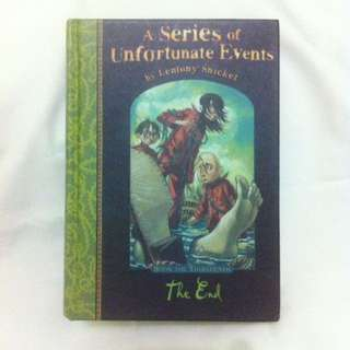 A Series of Unfortunate Events - The End - Lemony Snicket