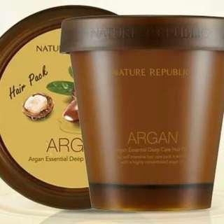 Nature Republic Hair Mask Treatment