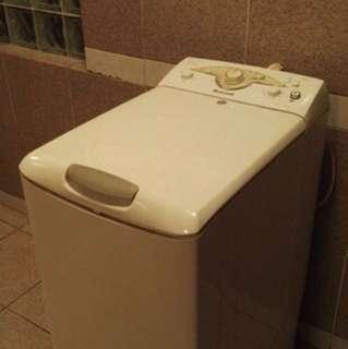 頂揭式洗衣機