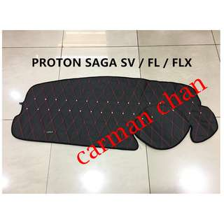 PROTON SAGA FL FLX SV DAD NON SLIP DASHBOARD COVER WITH DIAMOND