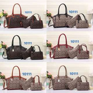 [CNY OFFER‼️] 3 in 1 Coach Handbag (FREE POSTAGE)