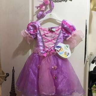 Disney 公主裙十頭戴