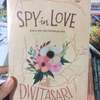"""Spy in love"" by Dwitasari"