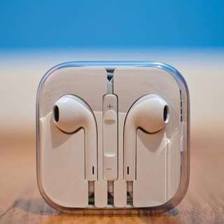 FOR SALE: Authentic Brand New Apple EarPods with 3.5mm Headphone Plug