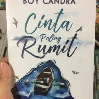 """Cinta paling rumit"" by Boy Chandra"