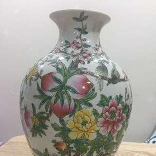 Jin de Zheng vase