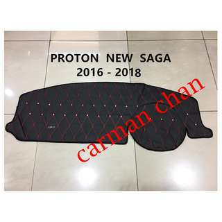 PROTON NEW SAGA 2016-2018 DAD NON SLIP DASHBOARD COVER WITH DIAMOND