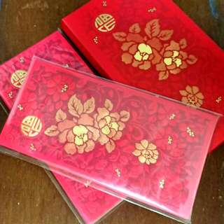 BN HSBC Red Packets Ang Paos (2 sets left)