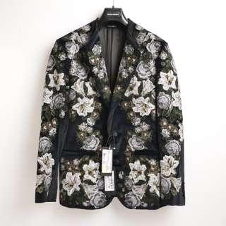 Dolice & Gabbana 花西裝