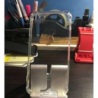 Anti krack iPhone 7, 7+,8, 8+ Transparent