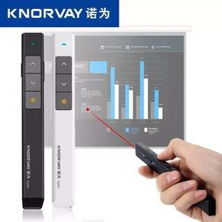 Knorvay Laser Pointer white colour