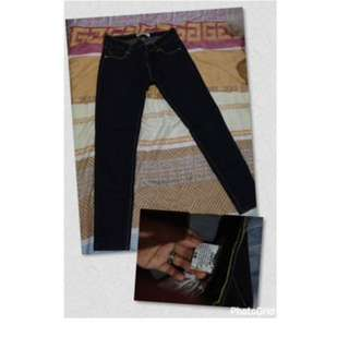 Prelove Black Pants