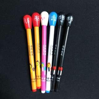 Pens (matchstick)