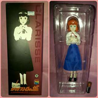 Lupin the 3rd: Castle of Cagliostro CLARISSE figure (Medicom Toy)
