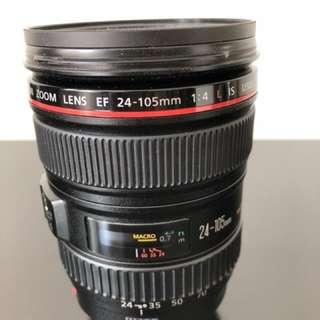 Canon 24-105 F4L