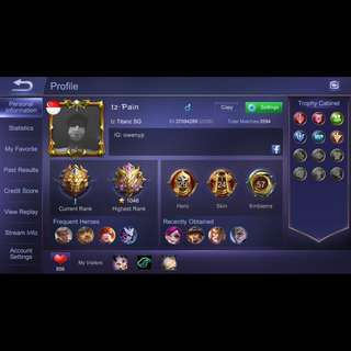 Mobile Legend RANK BOOST FAST