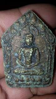 Thai Amulet Luamg Pu Tim Prai Guman Khun Paen