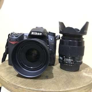 Nikon D7000 (with AF-S Nikkor 35mm 1:1.8 G and AF 35-80mm 1:4-5.6 D)