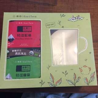 100% New 全新 茶葉 貴茶 禮物盒包裝
