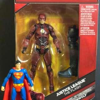 Flash and superman set