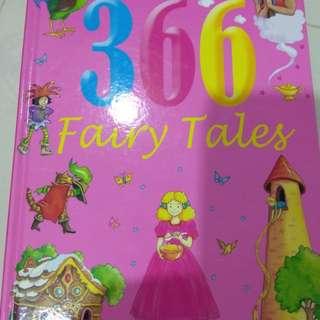 366 fairy tales book