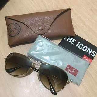 Ray ban sunglasses 太陽眼鏡 全新 絕對正貨