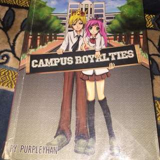 Campus Royalties
