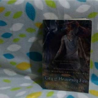 Cassandra Clare - City of Heavenly Fire (The Mortal Instruments book 6)