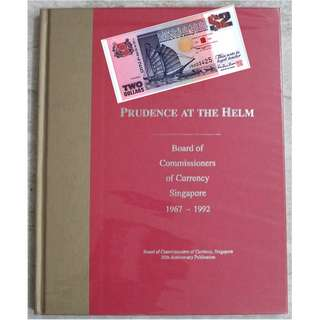 "Commemorative $2 ""Prudence At The Helm 1967-1992"" UNC"