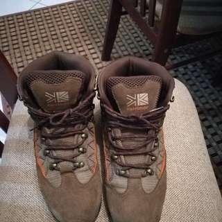 Karrimor high cut hiking shoe