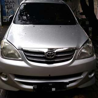 Toyota avanza s at 2008 1500cc
