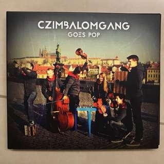 CD - Czimbalomgang goes pop